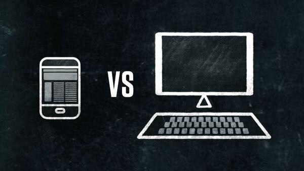 Apps vs. Websites